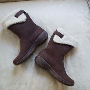 (NWOT) Merrell QForm2 Leather Boots
